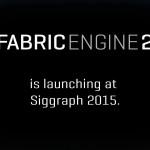 3D制作の次世代を担うFabric Engine2 SIGGRAPH 2015デモ集